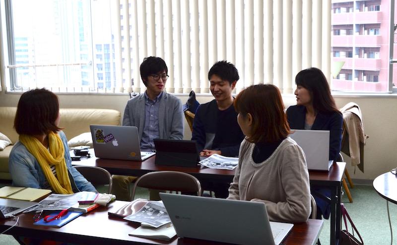 第10回 ホームページ作成セミナーWordPress編@大阪南堀江 セミナーの様子