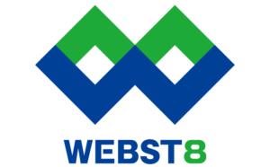 株式会社WEBST8 コーポレートロゴ