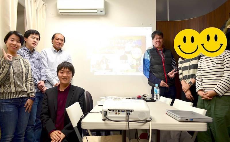 2019年4月14日(日)ワードプレスセミナー 講座中の写真