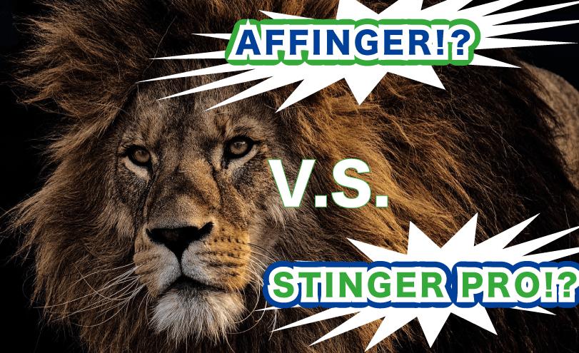 AFFINGER5 vs STINGER PRO