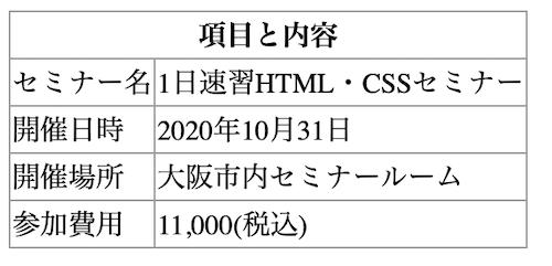 "table 表事例 colspan=""2"""
