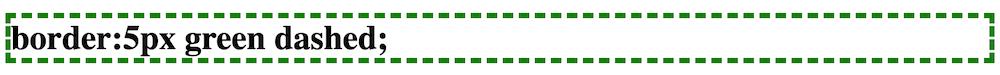 枠線の種類 dased 破線