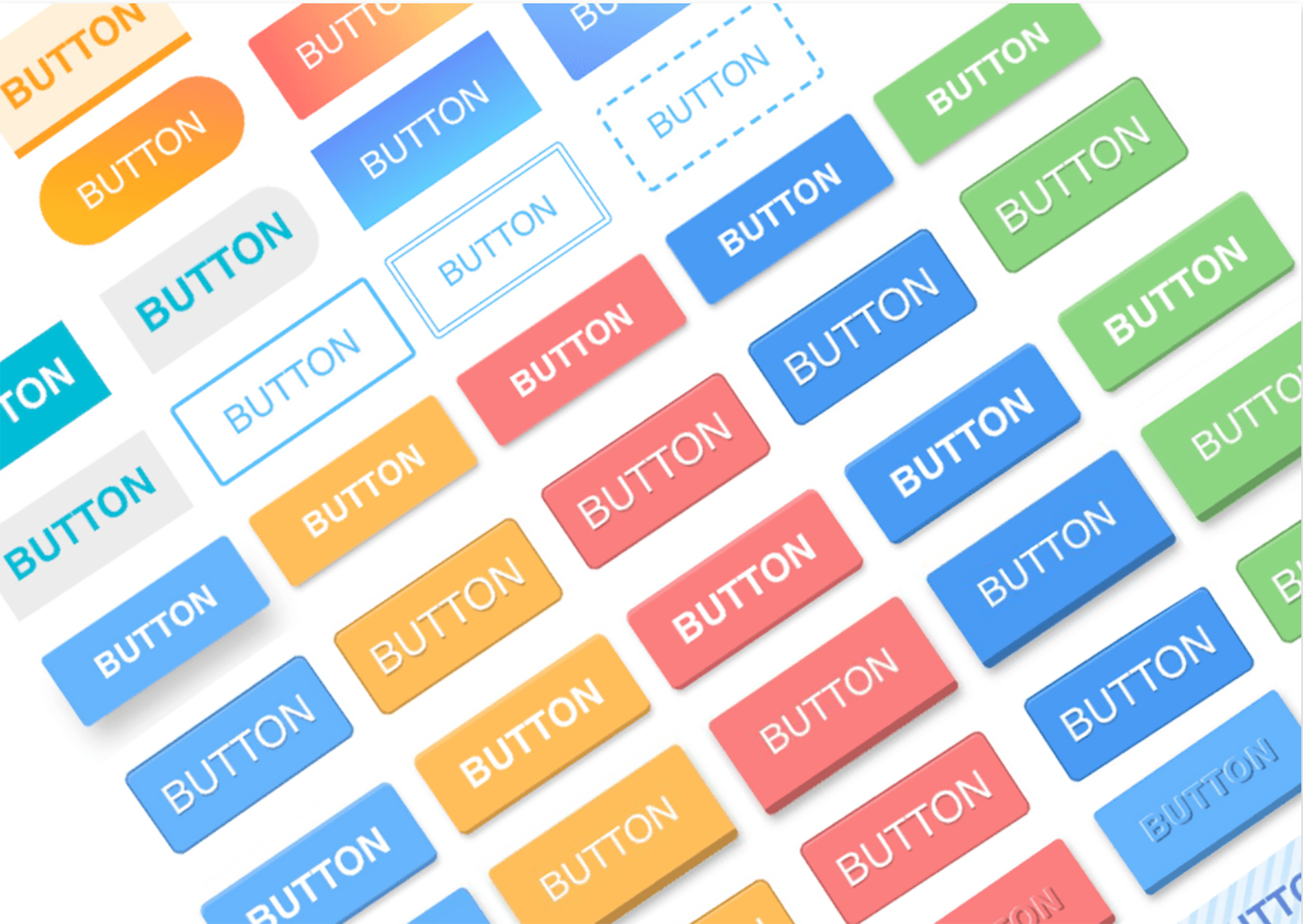 SANGOのボタンデザイン