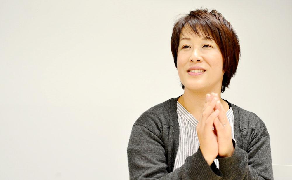 デザイナー並木有由美さん「デザインでお客様の夢をかなえるお手伝いをしたいと思っています」