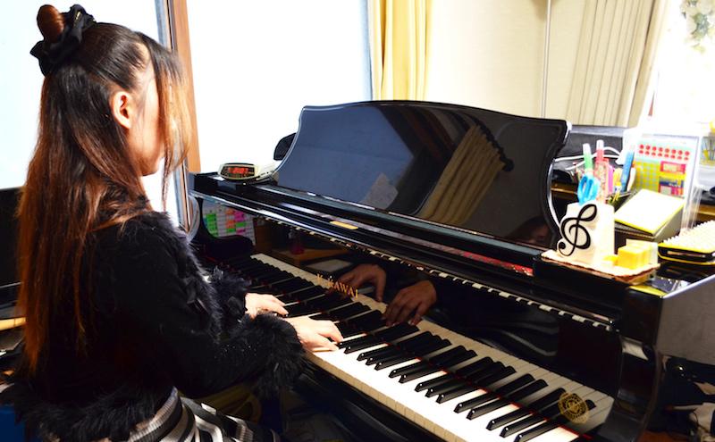 ピアノ教室ライブリー 丹羽裕子さん