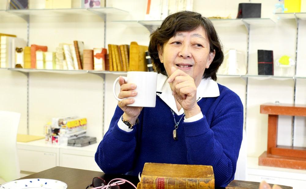 NPO法人 書物研究会 板倉正子さん