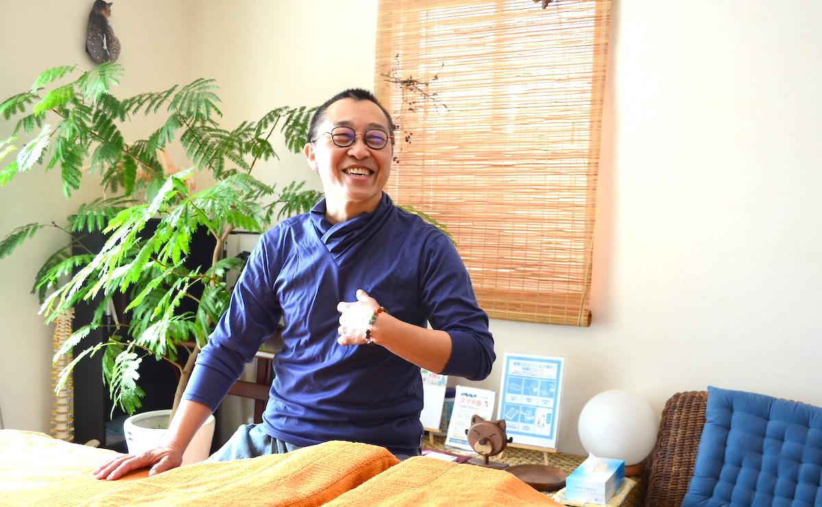 伊藤成治さん