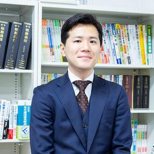 蟹山昇宏税理士事務所 蟹山昇宏さん